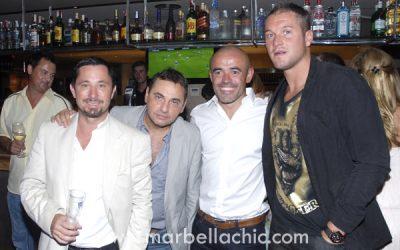 Marbella Chic – La Sala Restaurant & Bar
