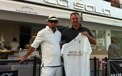 Sala Group Atlético Marbella's New Main Sponsor