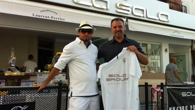 Sala Group Atlético Marbella's New Main Sponsor