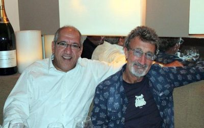 Former Racing Star Eddie Jordan Spotted in La Sala