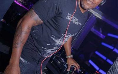 Rudimental DJ Keep the Mood High at Aqwa Mist