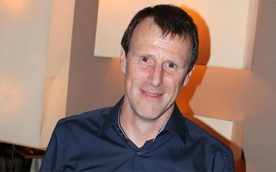 Steve Claridge Spotted Dining in La Sala