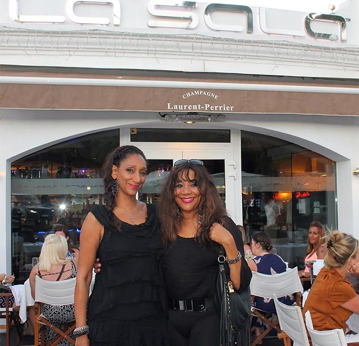Sister Sledge: 'La Sala knows how to celebrate life!'