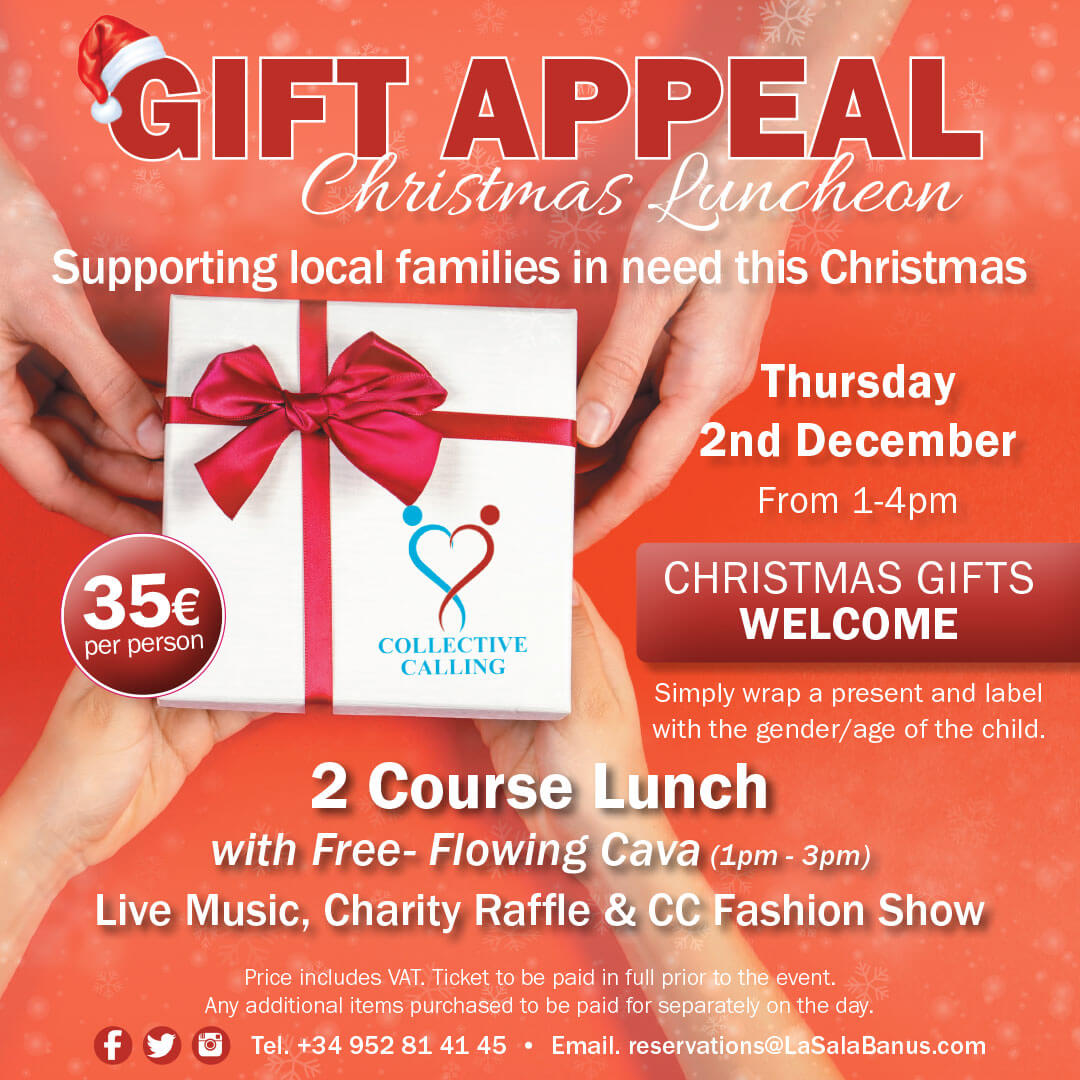 Marbella Christmas Gift Appeal