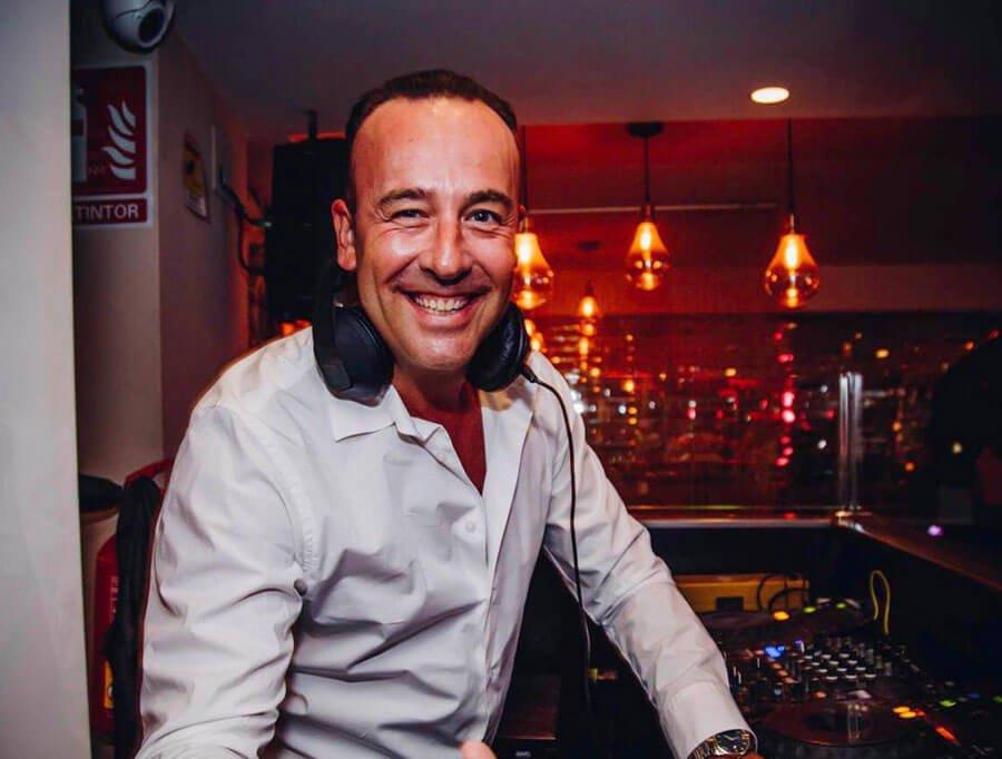 DJ Miguel at La Sala Puerto Banus