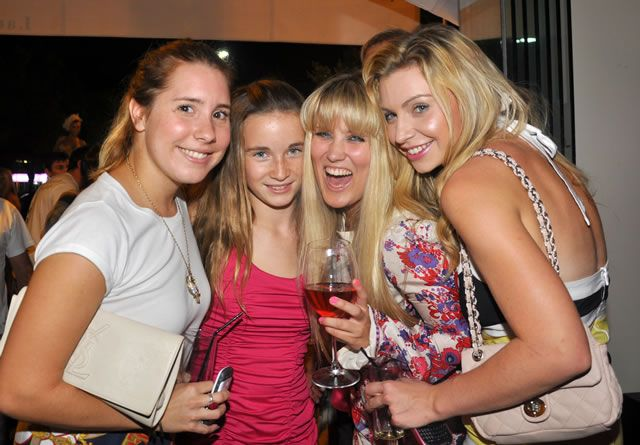 """La Sala Celebrates with its """"One Year on Party"""""""
