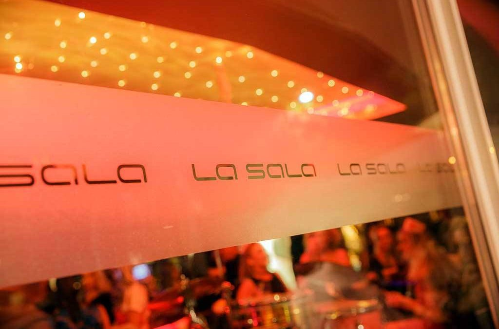 Press Release – Stars Shine at La Sala!