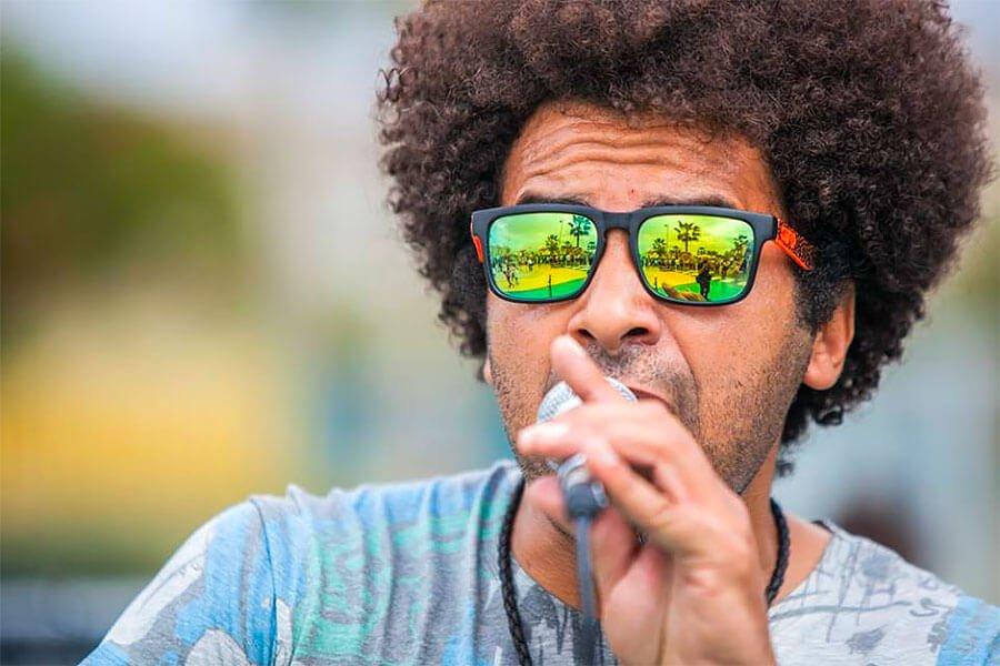 Oscar Roots live in Marbella at La Sala