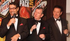 Rat Pack Christmas Show