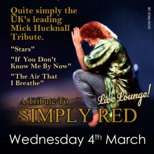 A Tribute to Simply Red
