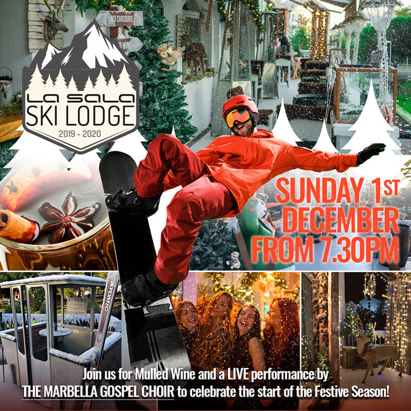 Sala Ski Lodge Official Opening Announced