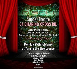Supper Theatre - 84 Charring Cross Rd