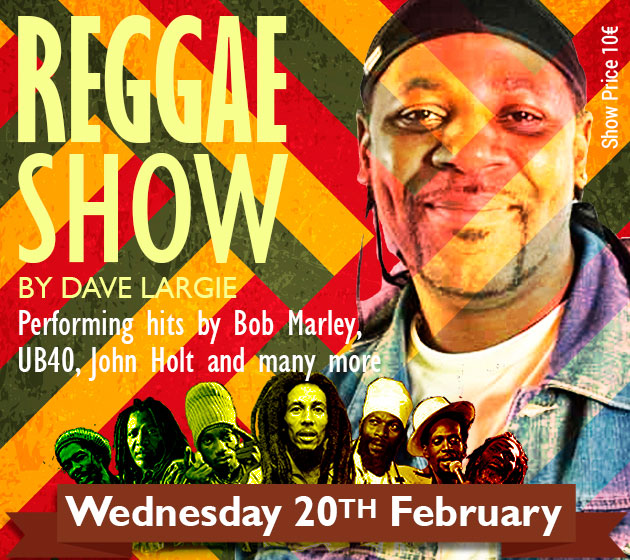 Reggae Show in Marbella at La Sala Banus