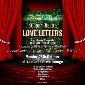 Supper Theatre - Love Letters
