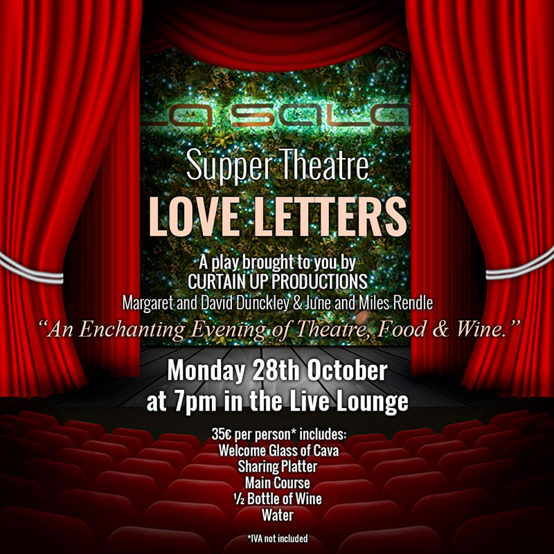 La Sala Supper Theatre - Love Letters