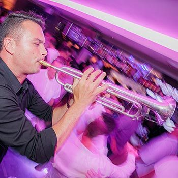 Live Music and DJ's at La Sala Puerto Banus