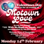 Valentines Day in Marbella at La Sala