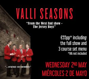 Valli Seasons Tribute