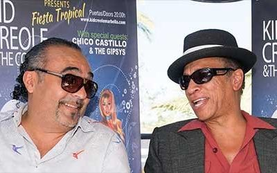 Kid Creole Preps Press on Marbella Concert