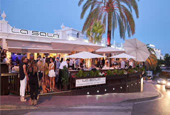 Restaurant, Bar & Live Music Venue in Puerto Banus