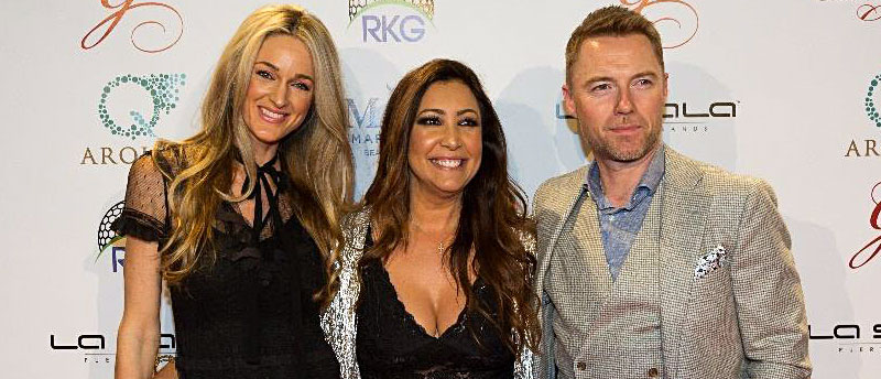 Successful Charity Golf Weekend ends with an Intimate Acoustic Concert by Ronan Keating at La Sala Banus