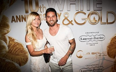 White & Gold 2018 Party at La Sala by the Sea