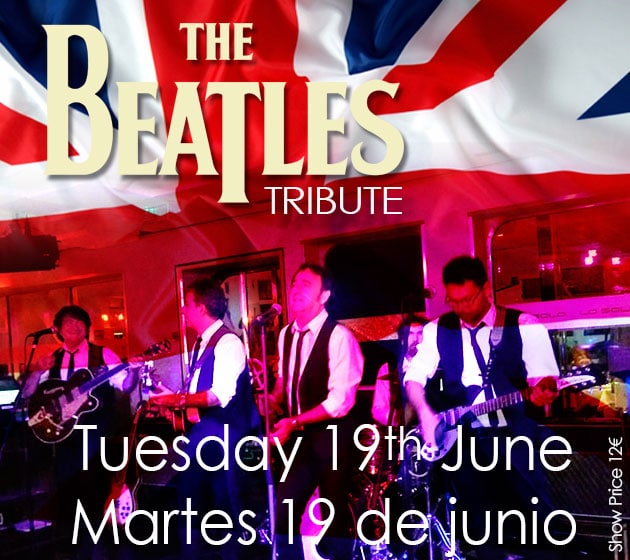 Beatles Tribute at La Sala Puerto Banus