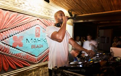 Marvin Humes delivers a stellar performance at Mahiki