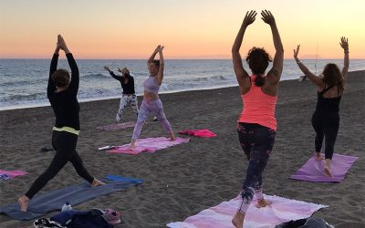 Weekly Beach Yoga to launch at La Sala by the Sea!