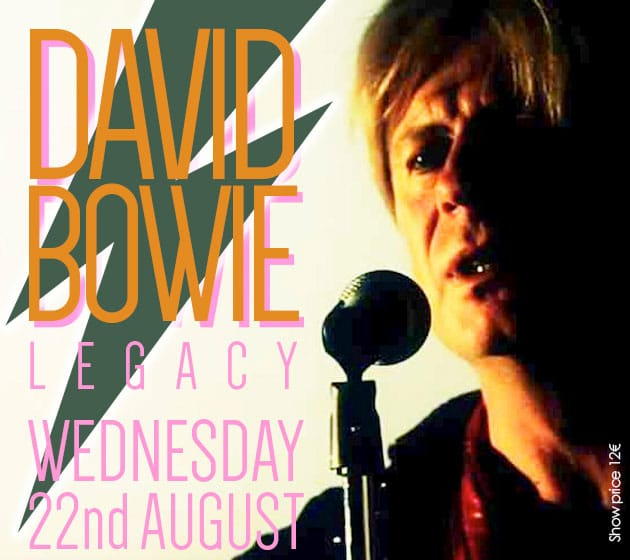 David Bowie Tribute at La Sala Puerto Banus