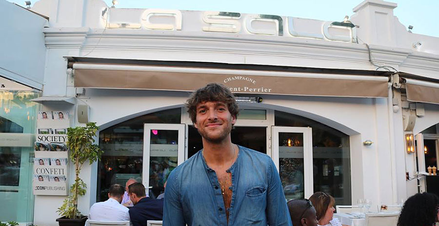 Scottish singer, songwriter and musician Paolo Nutini