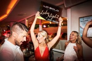 La Sala Banus reveal exciting new ladies night concept for the autumn and winter season