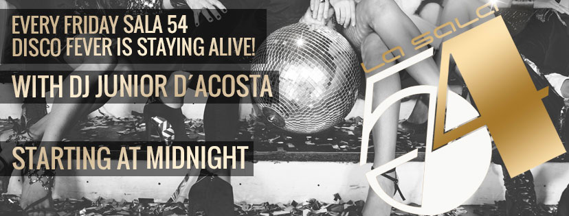Disco night to launch every Friday at La Sala Puerto Banus