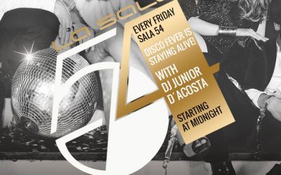 Disco night launches in Marbella every Friday
