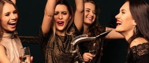 Ladies Night in Marbella - FREE drinks at La Sala Banus