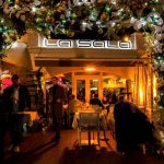La Sala Banus bring unique pop up Ski Lodge ready for Christmas in Marbella