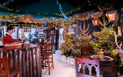 If you are looking for a venue to book your Christmas Party
