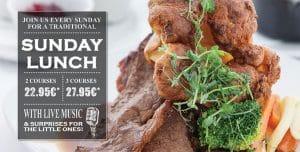La Sala's Sunday Roast is back to keep Marbella warm this winter season