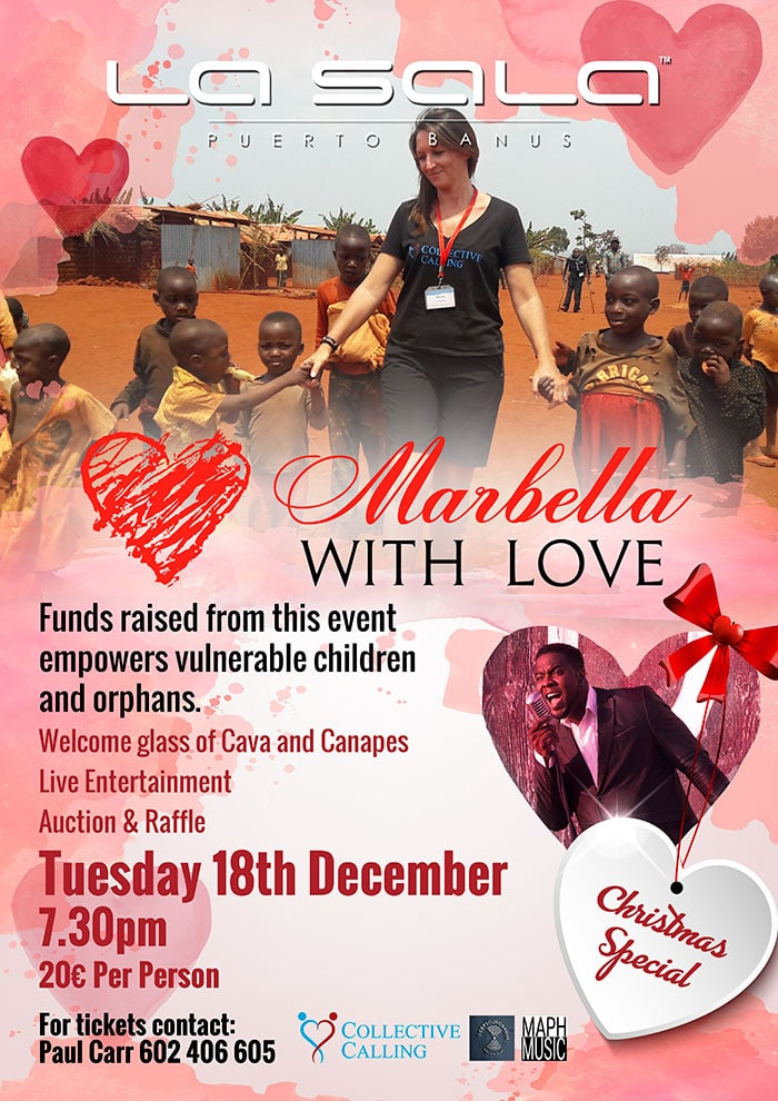 Marbella charity for kids and orphans