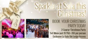Christmas in Marbella at La Sala Puerto Banus