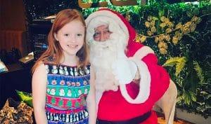 Santa Claus returns to La Sala Puerto Banus
