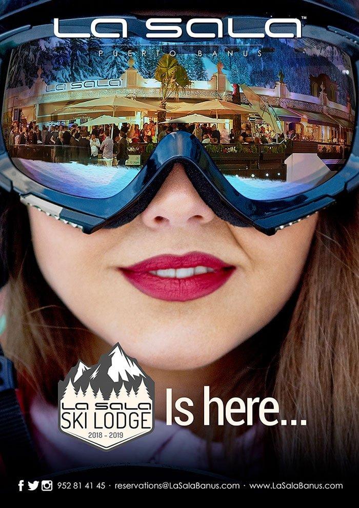 La Sala Ski Lodge opens in Marbella