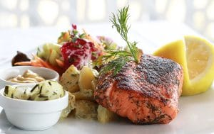 Scandinavian cuisine makes its debut at La Sala