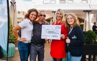 Sala Golf raises funds in aid of DEBRA