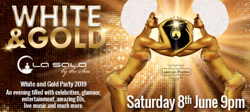 La Sala by the Sea 2019 White & Gold Party