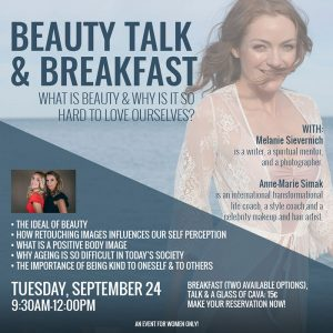 Beauty Talk & Breakfast