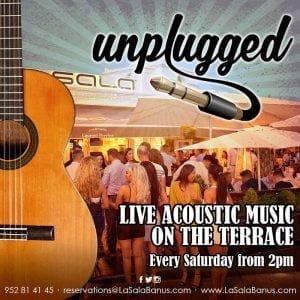 Live music in Marbella every Saturday at La Sala