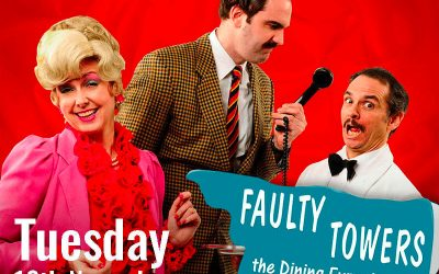 Faulty Towers – The Dining Experience at La Sala