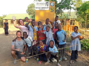 Local Charity gives HOPE to the children of Tanzania