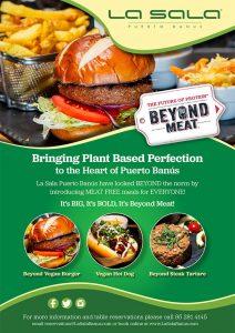 Vegan and Vegetarian Menu in Marbella